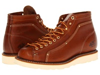 Thorogood Lace To Toe Roofer Tobacco Men's Work Boots Brown