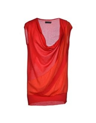Cnc Costume National Costume National Sweaters Red