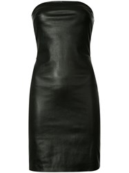 Theperfext Fitted Dress Black