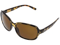 Suncloud Polarized Optics Sequin Tortoise Sport Sunglasses Brown