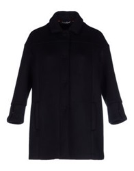Adele Fado Full Length Jackets Black