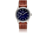 Weiss Men's Automatic Issue Field Watch Navy