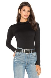 Only Hearts Club So Fine Layering And Lounge Bodysuit Black