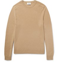Acne Studios Kite Cashmere Sweater Camel