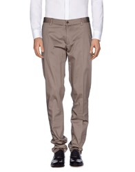 Mangano Casual Pants Dove Grey