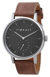 Rip Curl Women's Circa Leather Strap Watch 42Mm
