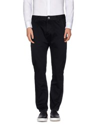 Dr. Denim Jeansmakers Trousers Casual Trousers Men Black