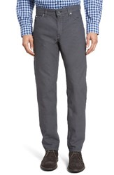 Boss Men's Maine Textured Slim Leg Pants