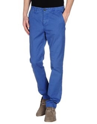 Fred Mello Casual Pants Blue