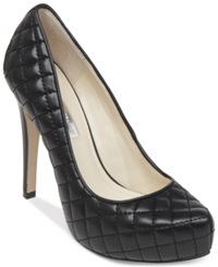 Bcbgeneration Pixie Platform Pumps Women's Shoes Black