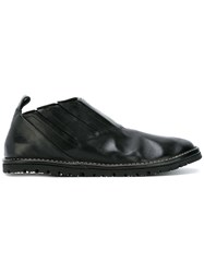 Marsell Mid Loafers Black