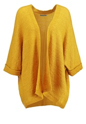Soaked In Luxury Cardigan Mustard