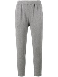 Lot 78 Lot78 Tapered Joggers Grey