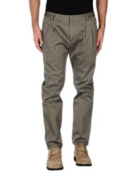 Kai Aakmann Kai Aakmann Trousers Casual Trousers Men Grey