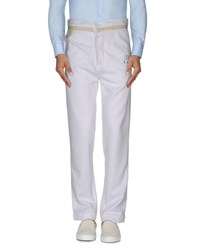 Diesel Trousers Casual Trousers Men White