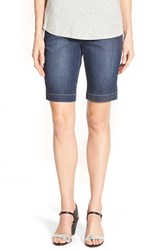 Women's Jag Jeans 'Ainsley' Pull On Denim Bermuda Shorts