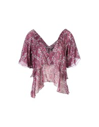 Richmond Denim Blouses Fuchsia