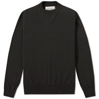 Our Legacy Base Crew Knit Black