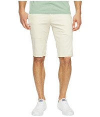 Ben Sherman Stretch Slim Chino Shorts Light Putty Gray