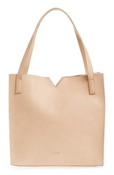 Pixie Mood Alicia Tote Bag And Pouch Set Beige Taupe
