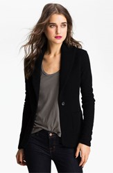 Women's James Perse Shawl Collar Blazer