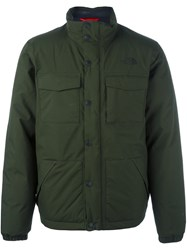 The North Face 'Hoodoo' Jacket Green