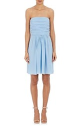 Philosophy Di Alberta Ferretti Women's Chiffon Strapless Dress No Color