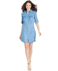 Kut From The Kloth Denim Dress Vintage Wash