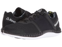 Reebok Zprint Run Thru Gp Black White Men's Running Shoes