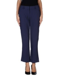 See By Chloe See By Chloe Casual Pants Dark Blue