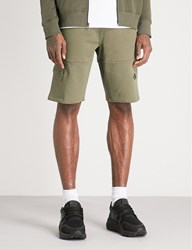 The North Face Z Pocket Light Cotton Jersey Shorts Taupe Grn