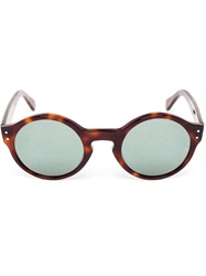 Oliver Goldsmith Casper Sunglasses Green