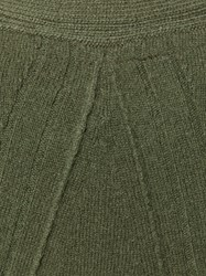 Rag And Bone Classic Knitted Sweater Women Cashmere Xs Green