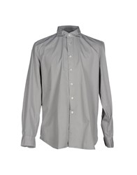 Siviglia Shirts Shirts Men Grey