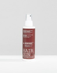 Korres Red Vine Hair Sun Protection 150Ml Red Vine Clear