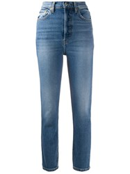 Re Done High Waisted Skinny Jeans 60