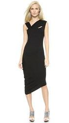 Zero Maria Cornejo Pia Dress Black