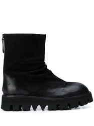 Rundholz Ridged Sole Boots 60