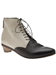 Marsell Wedge Boot Brown