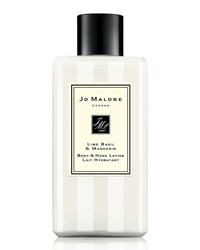 Lime Basil And Mandarin Body And Hand Lotion 100 Ml Jo Malone London Orange