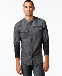 Sean John Denim Shirt Jacket