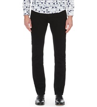 Reiss Caledon Drake Slim Fit Tapered Jeans Black