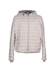 Seventy Coats And Jackets Down Jackets Men Beige