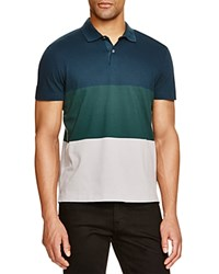 Theory Sandhurst Repute Color Block Slim Fit Polo Shirt 100 Bloomingdale's Exclusive Unknown Multi