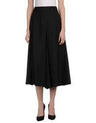 Each X Other 3 4 Length Skirts Black