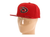 New Era Authentic Collection 59Fifty Arizona Diamondbacks Home Road Baseball Caps Navy
