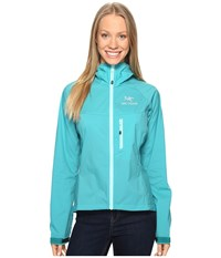 Arc'teryx Squamish Hoody Castaway Coat Green