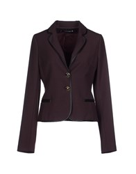 Cristinaeffe Collection Suits And Jackets Blazers Women Deep Purple