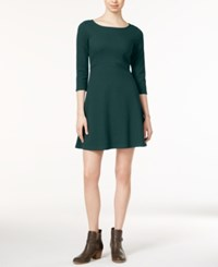 Maison Jules Long Sleeve Pocket Dress Only At Macy's Ponderosa Pine