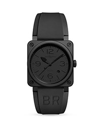 Bell And Ross Br 03 92 Phantom Ceramic Watch 42Mm Black